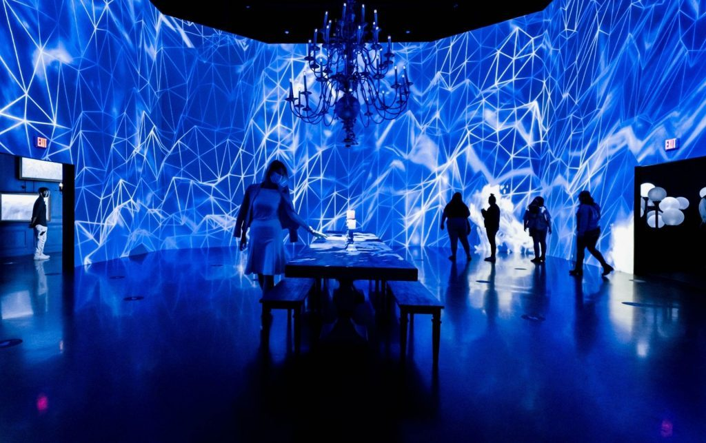 artechouse immersive art experiences near me in washington dc