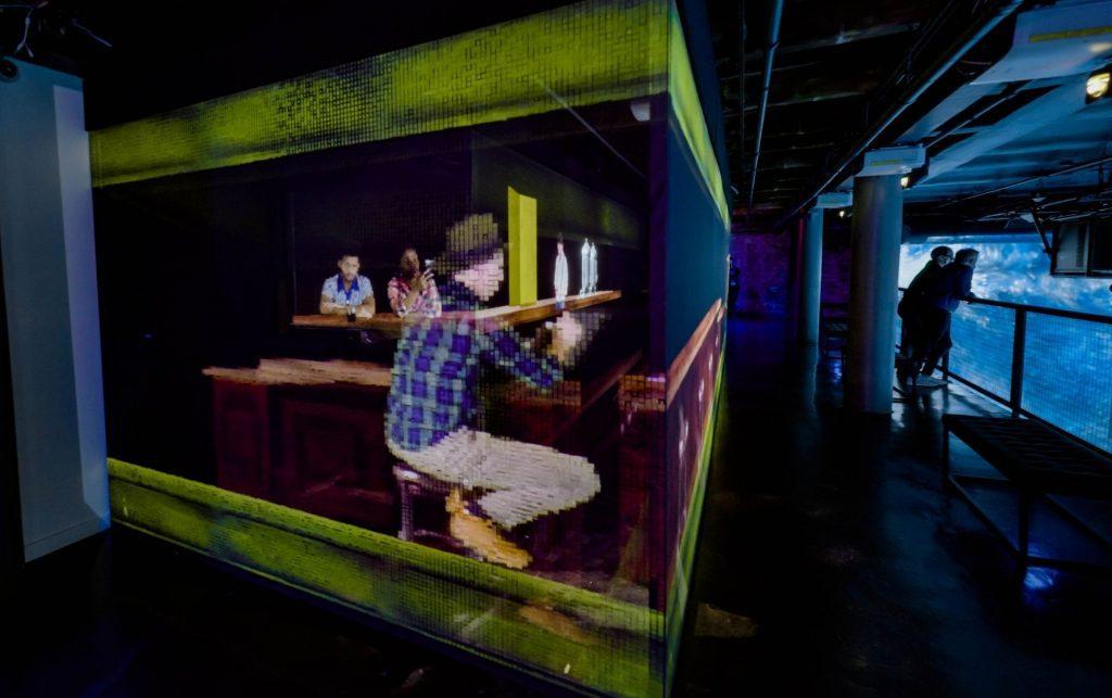 artechouse hologram art in new york